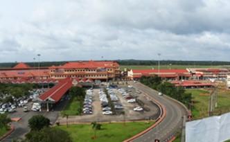 Kochi Solar Airport