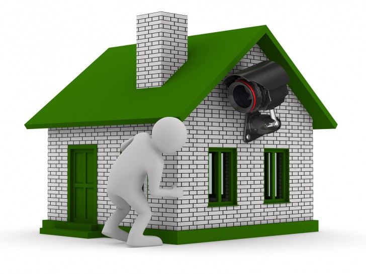 green home security