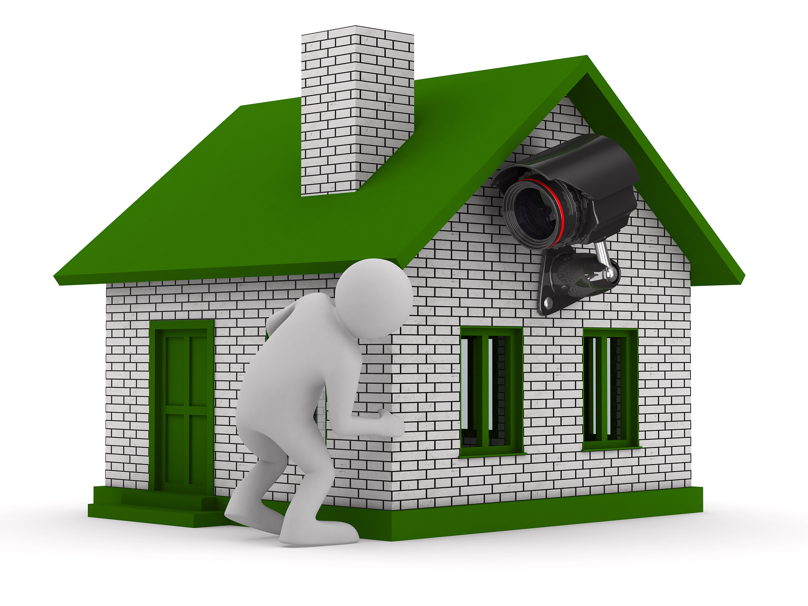 green home security - Home Security Systems