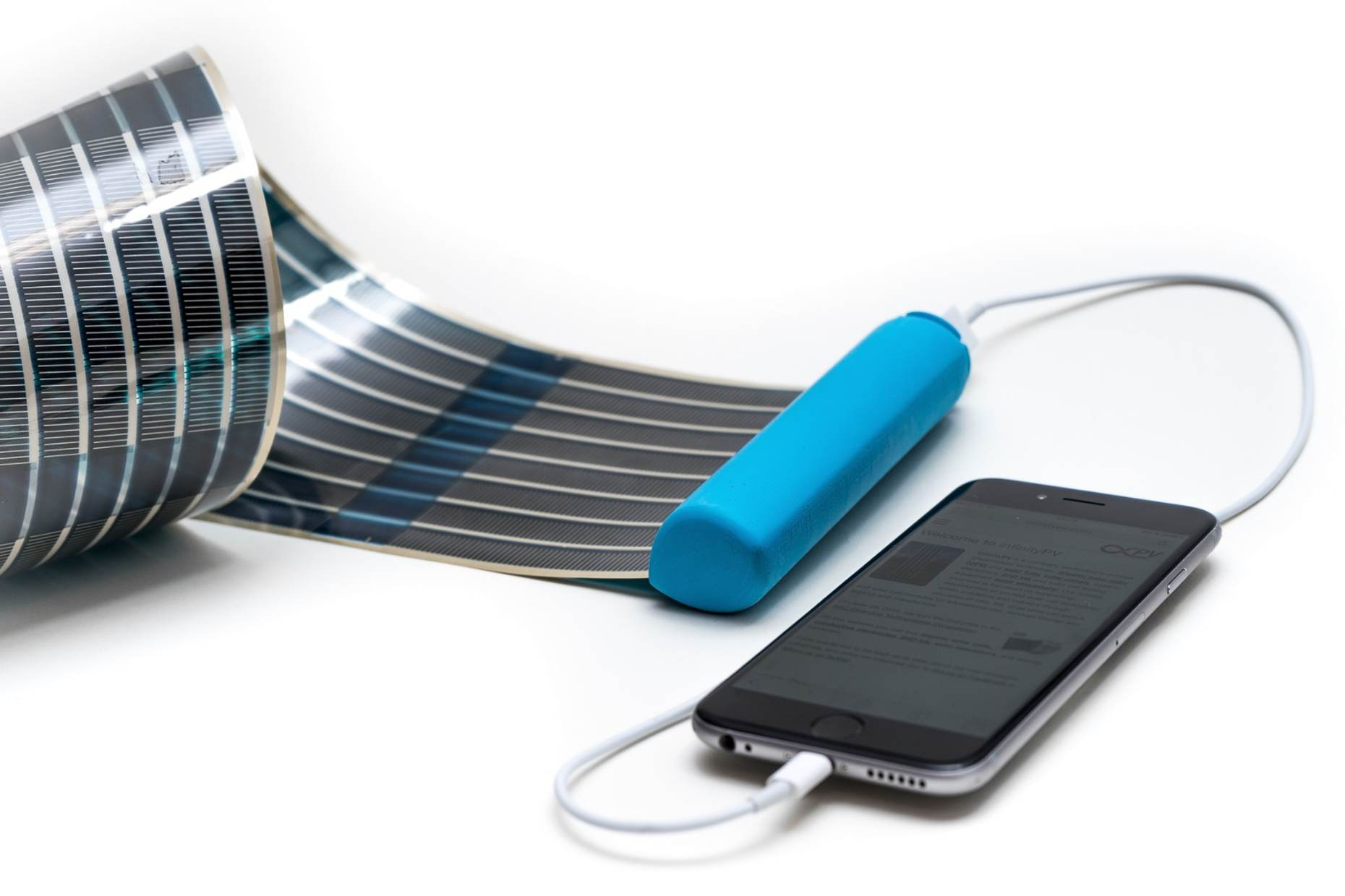Heli On Super Compact Portable Solar Charger Fits In Any Pocket The Green Optimistic