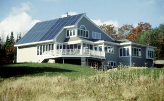 Solar powered homes may bring more value.