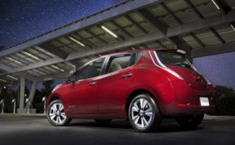 Batteries from vehicles like the Nissan Leaf will be re-used.
