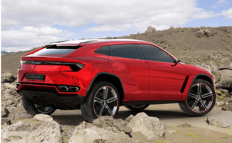 The Lamborghini Urus could be the first to get the hybrid treatment.