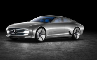 Mercedes' EV concept is looking at a new platform to use.