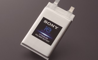 Currently Sony rechargeable batteries look like this, but that could change.