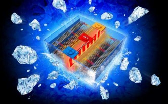 Electric vehicle battery technology has taken the next step with a self-heating battery.