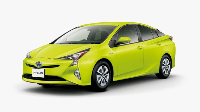 Energy And Lives Saved By Toyota S New Thermo Tect Lime Green Paint The Optimistic