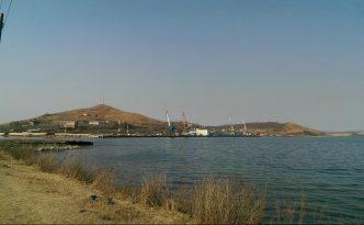Russia-port-of-Zarubino
