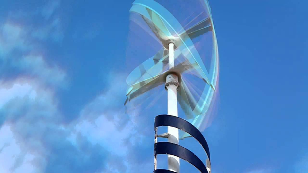 This Diy Wind Turbine Uses Bike Wheel To Harvest Energy