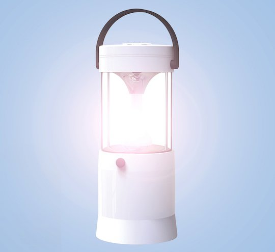 Innovative New Lamp Runs For 3 Days On Saltwater - The Green Optimistic