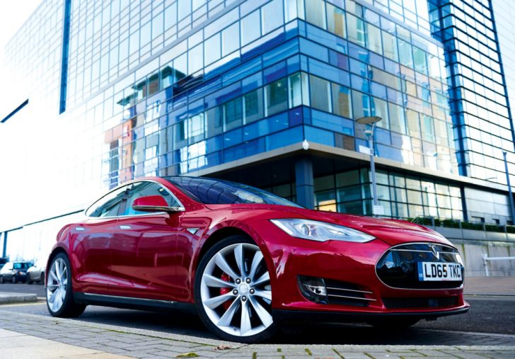 The Iihs Has Just Announced That Tesla Model S Failed To Achieve Their Top Safety Rating In Preliminary Crash Testing
