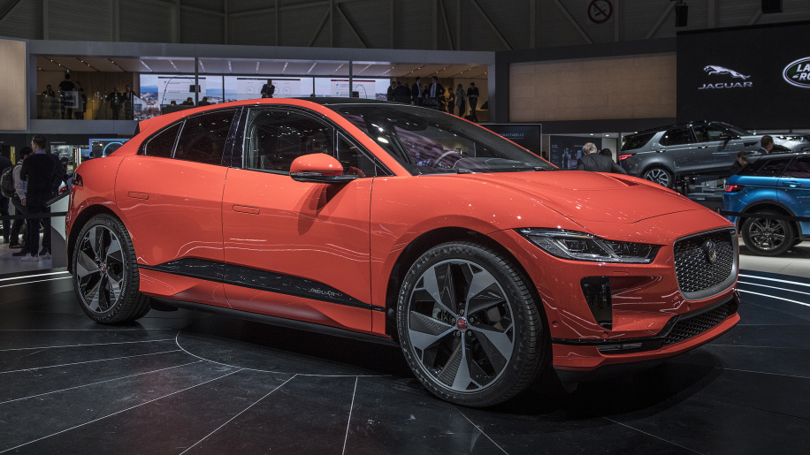 2019 Jaguar I Pace Could Compete With Tesla The Green Optimistic