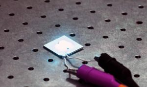 Quantum Dot white LED
