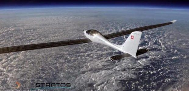Solar Electric Airlplane SolarStratos