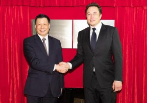 Tesla is about to build new factory in China