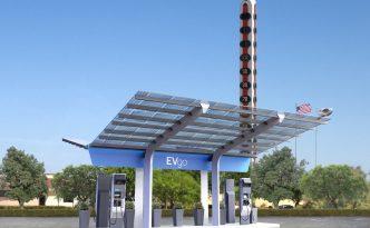 EVgo Station