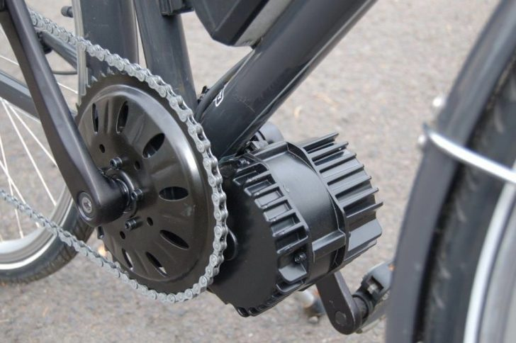 Full-Suspension E-Bike