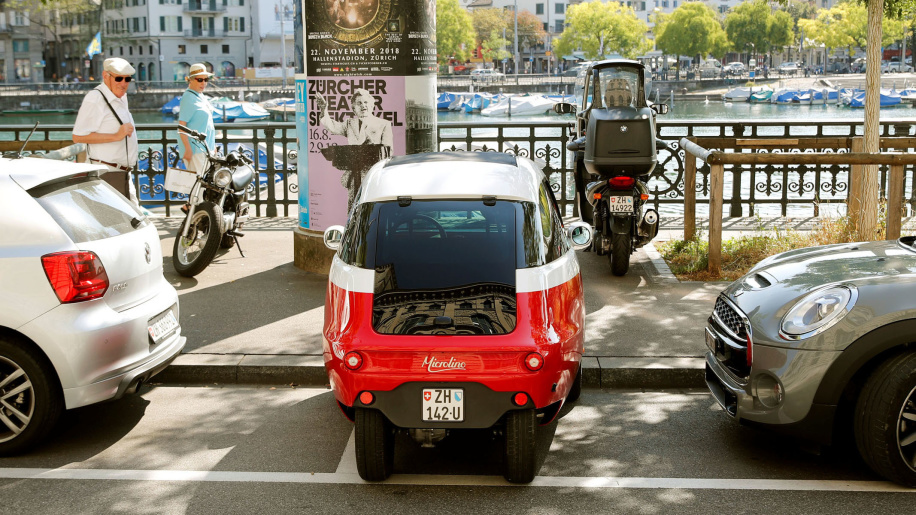 BMW Isetta Once Again On Roads - Now Electric