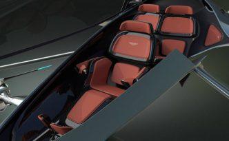 Aston Martin Flying Taxi