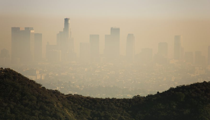 Dementia Incidence Tied to Air Pollution