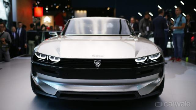 Paris Motor Show Puts Spotlight On Electric Vehicles The